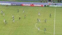 TÁ SEM FREIO?? Jogador do Gama atropela o meia Celsinho, do Paysandu