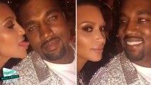 Kim Kardashian Licks 'S*xy' Kanye West's Face at Met Gala 2016