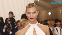 After Wine Spill Karlie Kloss Cuts Met Gala Dress