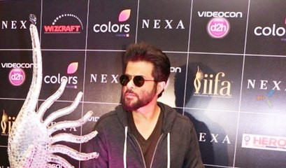 Anil Kapoor at IIFA Voting Weekend 2016