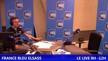 Live France Bleu Elsass du 4 mai 2016