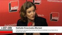 """Nathalie Kosciusko-Morizet : """"Les violences dénaturent le mouvement Nuit Debout"""""""