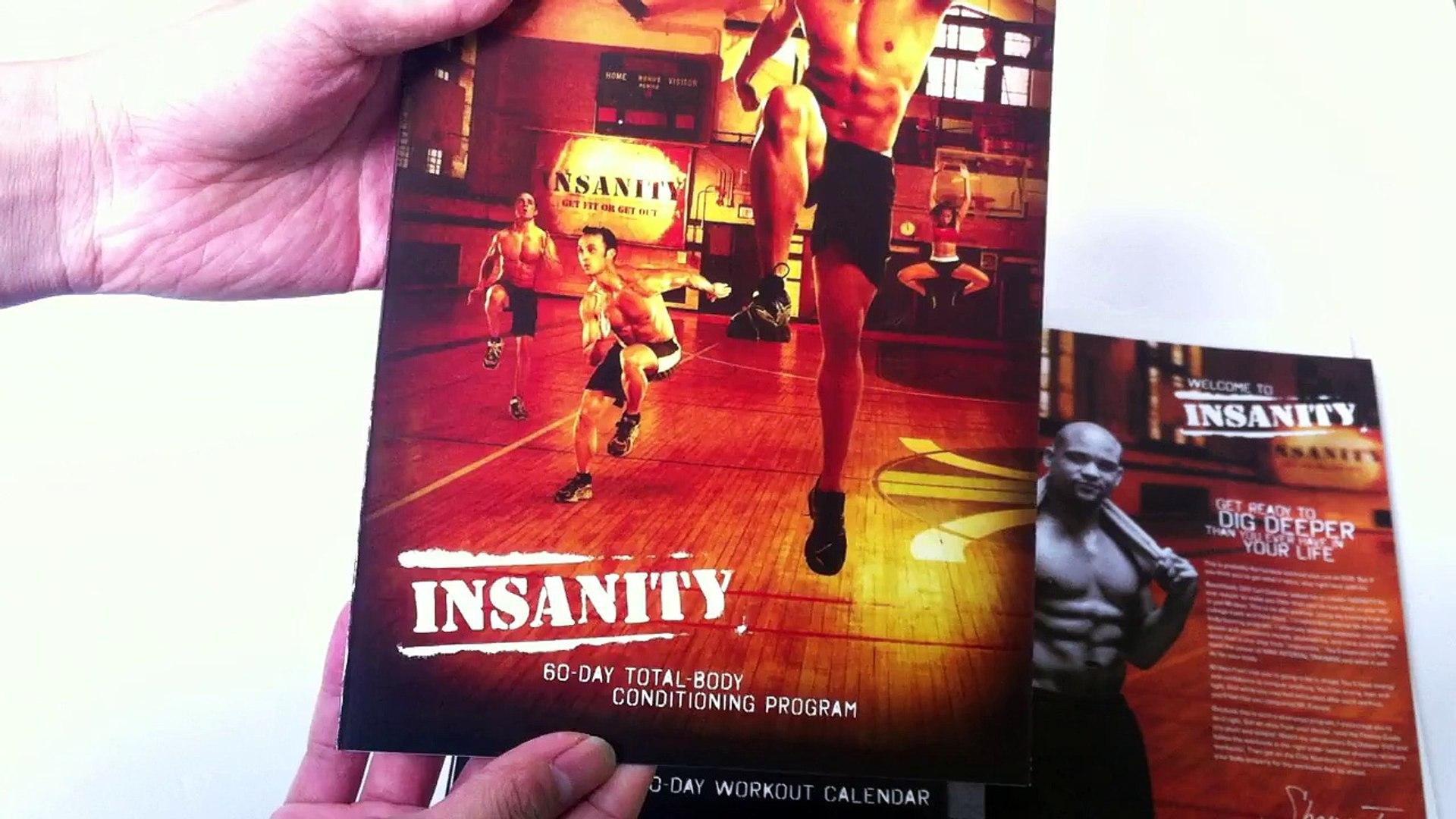 Insanity Workout 10 DVD