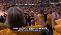 Paul George Buzzer-Beater Heat vs Pacers Game 5 May 28, 2014 NBA Playoffs 2014