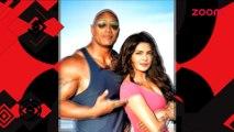 Priyanka Chopra wishes Baywatch co-star Dwayne Johnson on his birthday - Bollywood News - #TMT