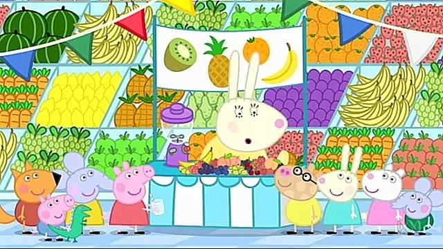 Peppa Pig - Fruit (full episode)
