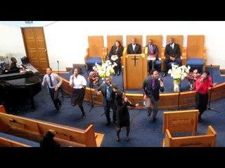 Livre' sings at Ephesus SDA Church in Harlem