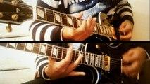 Mr Downchild - Rammstein - Rosenrot ( Guitar Cover. )