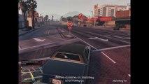 GTA V - Crawl Injury Mod (injured peds start crawling