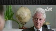 Bill Clinton dit, entre autres: «... après l'attentat des tours jumelles par une bombe de Pentagone ...!