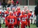 Westside Patriots vs. Eastside Tigers (C-Team):Game Highlights (10-24-2009)