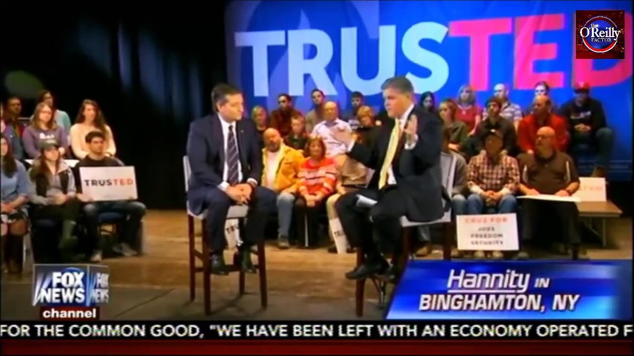 Hannity 4/15/16 – Sean Hannity Ted Cruz FULL Town Hall, Cruz talks Jobs, Healthcare & Donald Trump