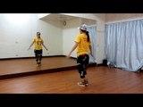 2NE1 FALLING IN LOVE Dance Tutorial(the beginning)~小五MV舞蹈教學(Fives MVDance Class)