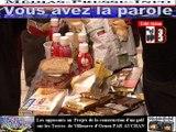 Télévision-Bordeaux-33 occupation d'Auchan Mériadeck par les gens de nuit-Debout  contre un golf