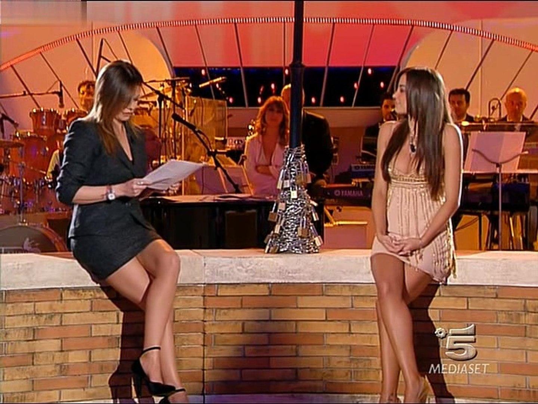 Rosaria Cannavo Calendario.Rosaria Cannavo Super Sexy A Buona Domenica