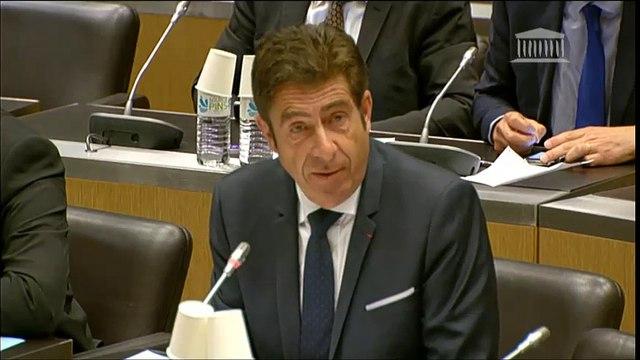 Le Député Charles-Ange Ginésy demande l'arrêt des négociations sur le traité transatlantique TTIP