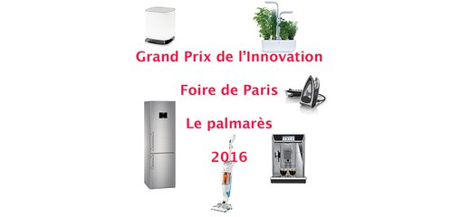 Foire De Paris Grand Prix De L Innovation Marie Claire
