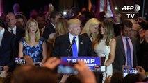 ترامب يتجه لنيل ترشيح الحزب الجمهوري لمواجهة كلينتون على الارجح