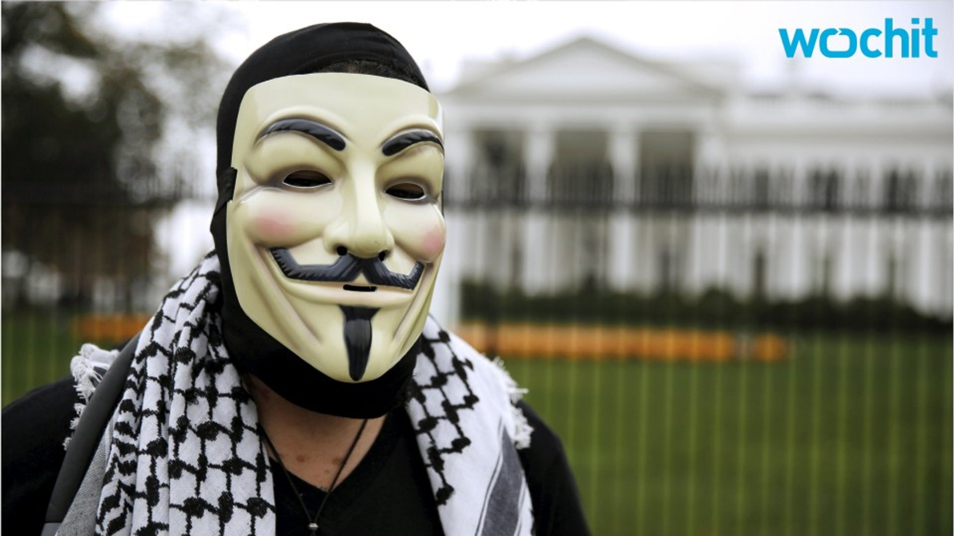 Anonymous Hacker Group Plans To Attack Banks Worldwide