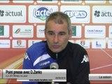 (J37) Nîmes vs Laval, avant-match avec D.Zanko