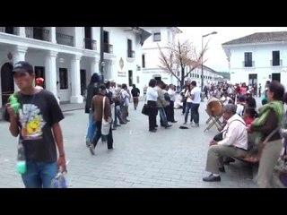 COLOMBIE : Popayan, la VILLE BLANCHE