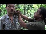 BOLIVIE : trek de SURVIE en AMAZONIE -10- une MYGALE sur le VISAGE