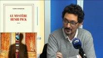 David Foenkinos invité de Daniela Lumbroso - France Bleu Midi Ensemble