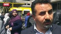 Manifestation de solidarité avec El Khabar devant le tribunal administratif de Bir Mourad Raïs