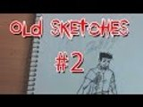 Old Sketches 2 | TBT Sketches