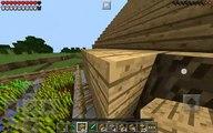 Minecraft Pe Ahır Yapımı Bölüm #17 Coh Büyük Yaw