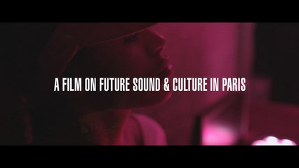 [Teaser] Red Bull Studios Paris présente : TMPL, a film on Future Sound & Culture in Paris