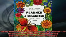 READ book  180 Day Homeschooling Planner  Organizer  DoItYourself   For the Creative Student Full Free