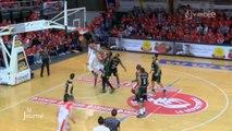 Basket-ball (N1M) : Challans vs Blois (67-74)