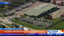 Al menos dos muertos tras tiroteo cerca de una escuela en Texas, EE.UU., reportan medios locales