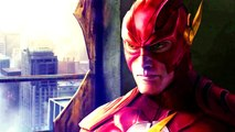 The Flash Movie [2018] First OFFICIAL Look At Ezra Millers Flash  More!