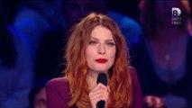 """Nouvelle Star : Elodie Frégé fait un double sens """"coquin"""""""