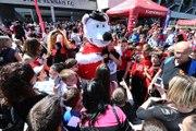 Festivités et présentation du maillot au Roazhon Park !