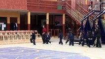 25 Marcha improvisada 2 Colegio Anexo   41º Aniversario del Colegio Santa Ángela