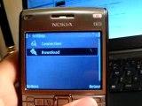 Nokia e61 et e61i : le Podcasting