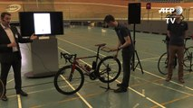 """Cyclisme: l'UCI détectera """"toute forme de tricherie"""" mécanique"""