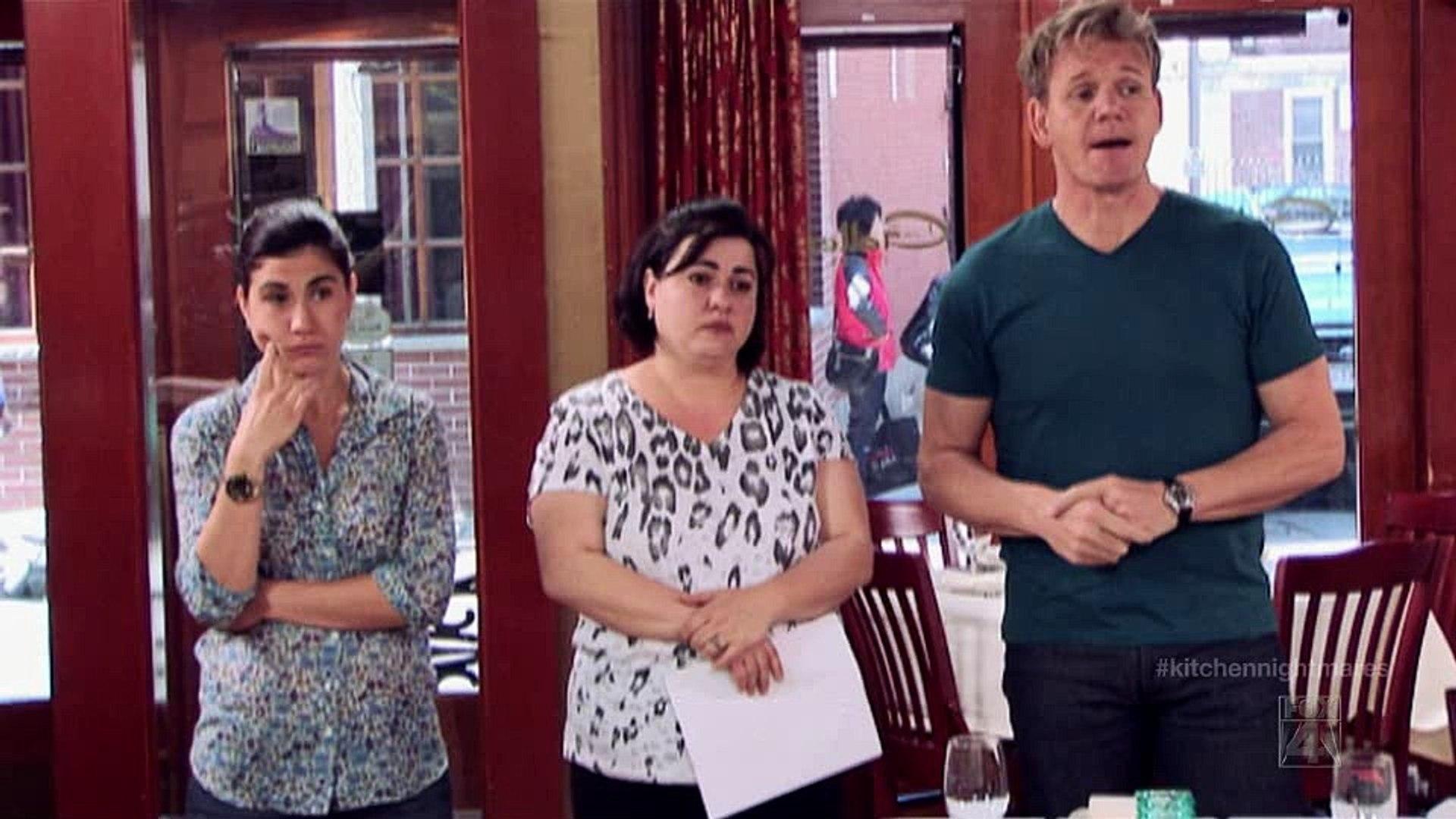 Kitchen Nightmares Season 6 Episode 2 La Galleria 33 Part 2
