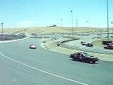 Porsche through a few turns
