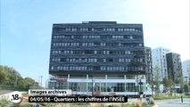 Le 18h de Télénantes : les quartiers, selon l'INSEE