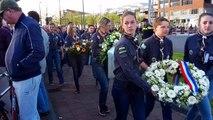 memorial day in  The Netherlands 4 mei herdenking 2016 hoofddorp
