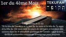 Tekoufoth - Jour de Noah - 1er du 4ème Mois - Mercredi 24 Juin 2015