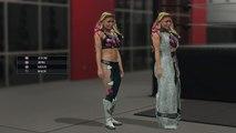 WWE 2K15 Superstar Studio: Every Available WWE Superstar & Diva Models in Superstar Studio