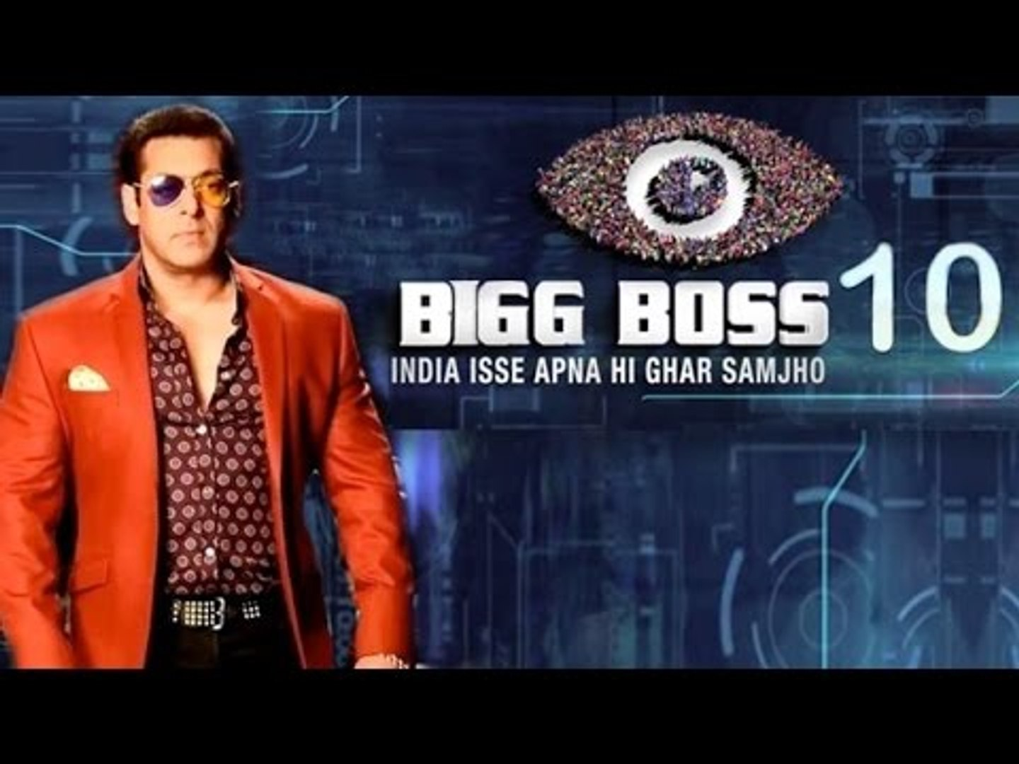 Bigg Boss 10 - Salman Khan Trailer Out