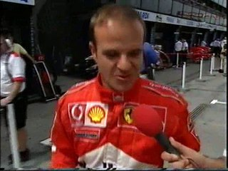 F1 2003 GP01 - AUSTRALIA Melbourne - 1st Qualifying