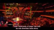 Christina Aguilera - Entrevista Backstage The Voice 10 (Subtítulos español)
