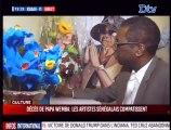 Décès de Papa Wemba: les artistes sénégalais compatissent